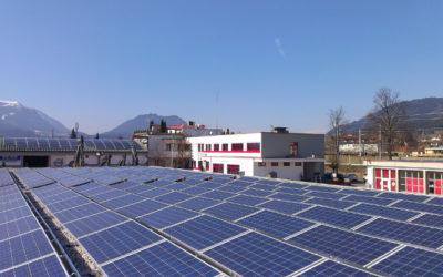 Blickpunkt Sonnenenergie Ausgabe 2015-01