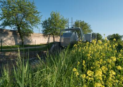 Wasserkraftwerk Pfaffstätten – Wiener Neustädter Kanal