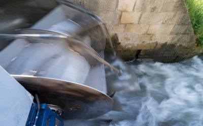 Unsere Kleinwasserkraftwerke sind ein voller Erfolg