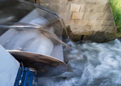 Wasserkraftwerk Kottingbrunn – Wiener Neustädter Kanal