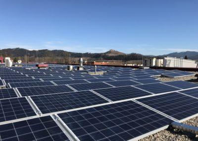 Sonnenkraftwerk St. Veit – Schulzentrum