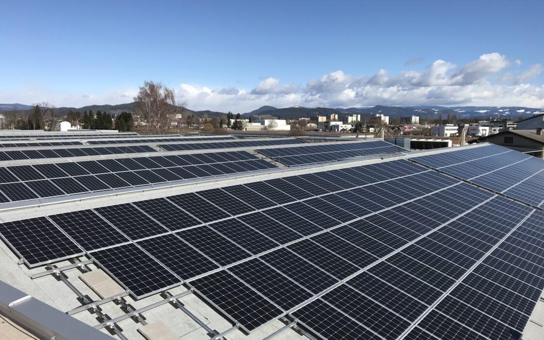 Mehr Naturstrom dank neuer Sonnenkraftwerke