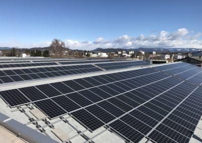 Sonnenkraftwerk Klagenfurt – Philips