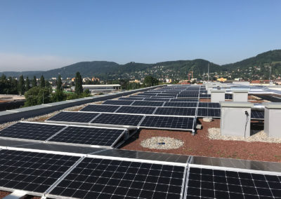 Sonnenkraftwerk Graz – Reininghaus Zehn